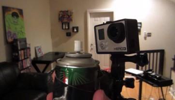 GoPro Hero3 Prank